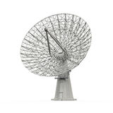 Satellite Dish Antenna Stock Photography