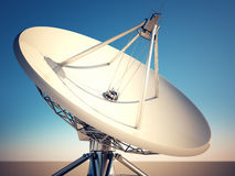 Satellite dish. Stock Images
