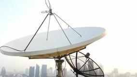 Satellite dish Royalty Free Stock Images
