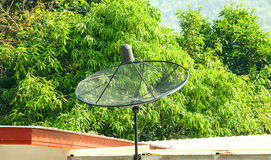 Satellite dish Royalty Free Stock Photography