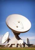 Satellite dish - radio telescope Stock Photography