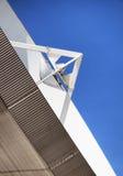 Satellite dish - radio telescope Stock Images