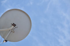 Satellite dish Stock Image