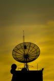 Satellite dish Stock Photography