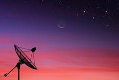 Satellite dish Royalty Free Stock Photo