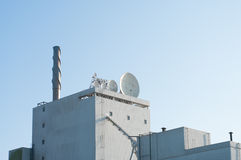 Satellite dishes Royalty Free Stock Image