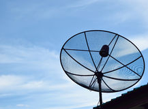 Satellite Dishes Royalty Free Stock Photo