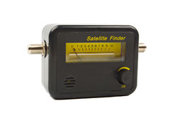 Satellite finder Stock Photo