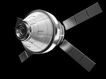 Satellite Isolated Stock Photo