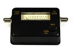 Satellite Meter Royalty Free Stock Photography