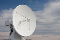 Satellite at National Radio Astronomy Observatory Stock Image