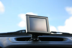 Satellite Navigation System Royalty Free Stock Image