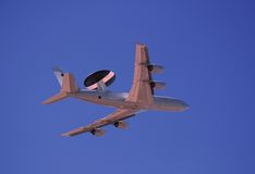 Satellite norad plane Royalty Free Stock Photo