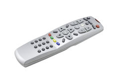 Satellite receiver remote control Royalty Free Stock Images