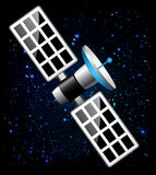 Satellite Space Stock Images