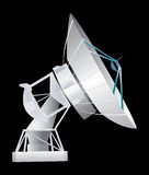 Satellite station Stock Photography