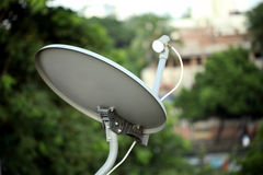Satellite Television Receiver Royalty Free Stock Photos