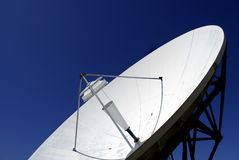 Satellite transmission dish Stock Image