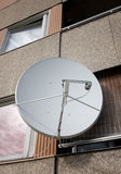 Satellite TV Dishes Royalty Free Stock Images