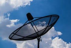 Satellite TV receiver Royalty Free Stock Photos
