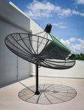 Satellite TV Stock Photo