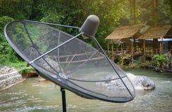 Satellite TV Royalty Free Stock Image