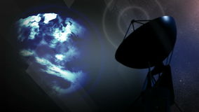 Satellite Variation Stock Photography