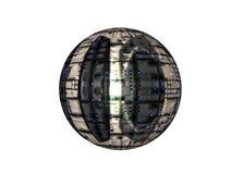Satellite voluminoso Fotografia Stock