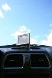 Satellitennavigationsanlage Lizenzfreies Stockfoto