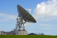 Satellitenschüssel Lizenzfreie Stockbilder