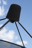Satellitenschüssel Stockfotos
