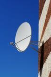 Satellitenschüssel. Stockfoto