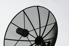 Satellitenschüssel Lizenzfreies Stockbild