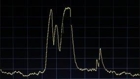 Satellitensignal stock footage