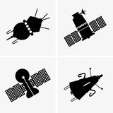 Satellites. Available in high-resolution and several sizes to fit the needs of your project Stock Image
