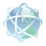 Satelliti Immagini Stock