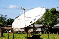 Satellitmaträtt Arkivbild