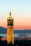 sather πύργος Στοκ εικόνα με δικαίωμα ελεύθερης χρήσης