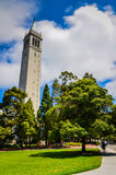 Sather-Turm - Uc Berkeley Lizenzfreies Stockbild