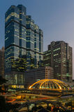 Sathorn junction Stock Photos