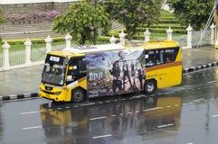 77 Sathupradit - terminus de bus du nord Images libres de droits