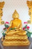 Satiennawakot Buddha (9 Gesichter Buddha) in Thailand Lizenzfreies Stockbild
