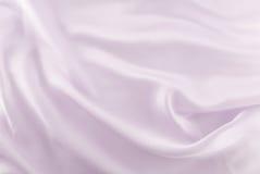 Satin. Purple shiny satin close-up like a background Royalty Free Stock Photo
