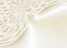 Satin And Lace Background Royalty Free Stock Images