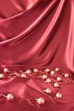 Satin Background Stock Photography