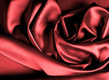 Satin background. Stock Images