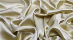 Satin cloth background Royalty Free Stock Images