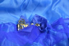 Satin cloth Royalty Free Stock Photos