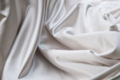 Satin fabric Royalty Free Stock Photography
