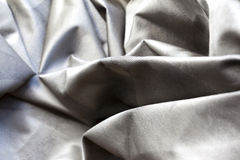 Satin fabric Stock Photo